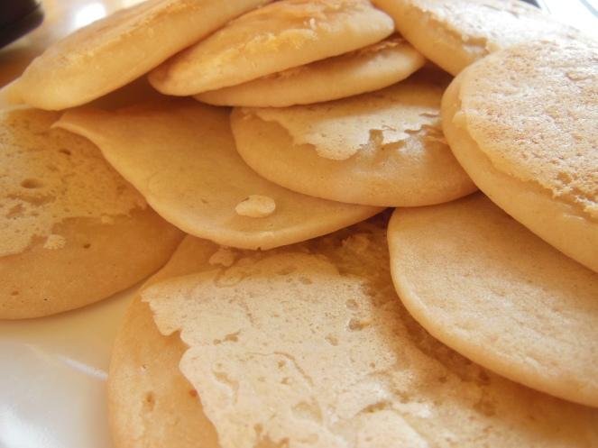 pancake pikelet breakfast