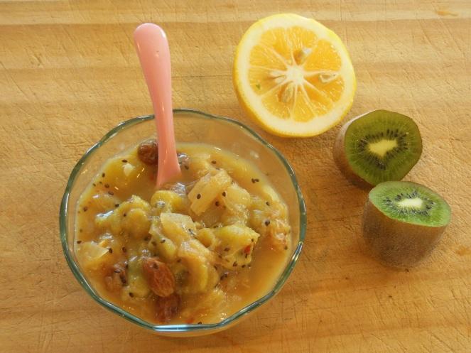 Kiwifruit Chutney